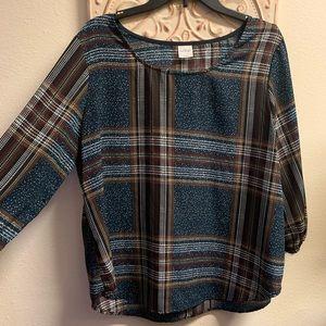 5/$30✨ Kaileigh women's 3/4 sleeve  | made in USA